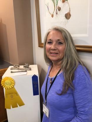 Judge's Award Winner Everlyn Gottschall