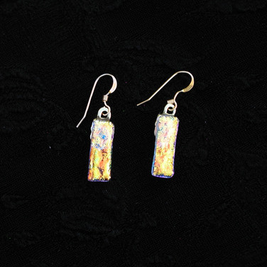 GEA Jewelry: French wire and post-styled earrings