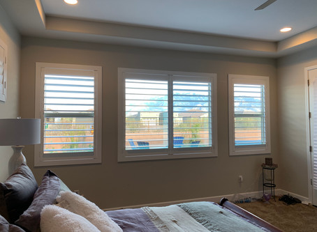 SHUTTER OPTIONS FOR A CLEAN, MODERN LOOK
