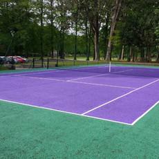 Highland Club Tennis Court