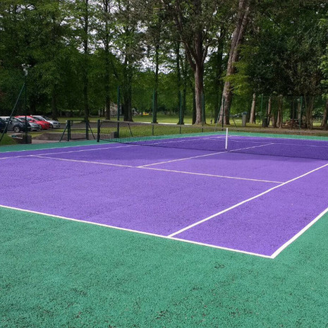 Highland Club Tennis Court