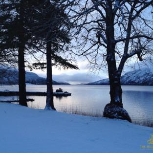 Loch Ness Winter View
