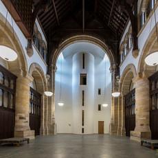Abbey Church Atrium