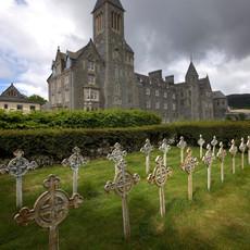 Monks Graveyard at The Highland Club