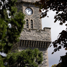 Old School Clock Tower