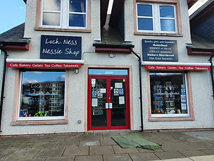 The Loch Ness Nessie Shop