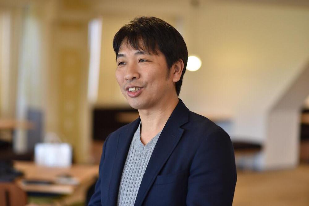 開田栄次郎氏