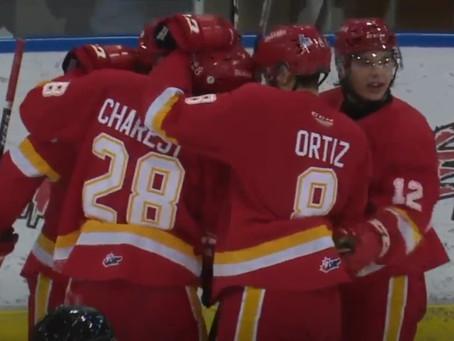 Great QMJHL start for Charest