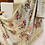 Thumbnail: Beautiful floral saari comes with stitched blouse (S,MLXL)