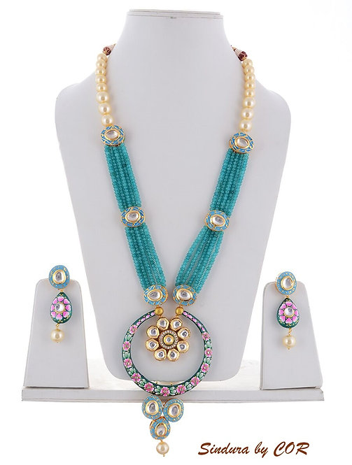 Chudi Necklace Set