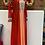 Thumbnail: Gorgeous chiffon floor length gown (S, M ,L )