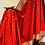 Thumbnail:  Banarsi silk red saari