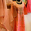 Thumbnail: Gotta  patti work suit comes with pretty organza dupatta