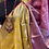 Thumbnail: Pure kanjivaram all over full self work with broad border