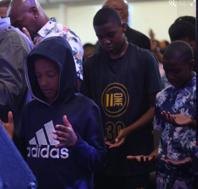 Youth Prayer