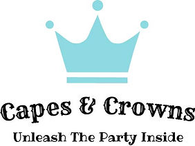 Capes and Crowns Logo