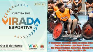 2ª Taça Cidade de Curitiba Rugby em Cadeira de Rodas