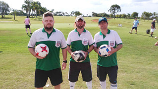 Crystopher Verbiski conquista primeira etapa do World Tour Footgolf 2017