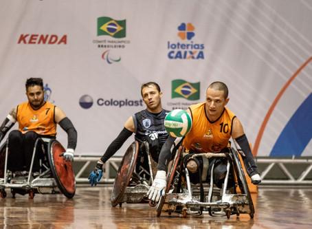 Copa Caixa de Rugby em CR - Gladiadores conquista 3º lugar