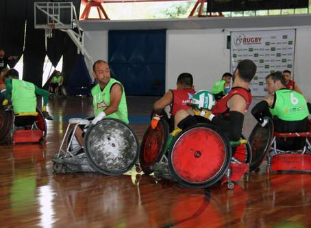 X Brasileiro de Rugby em Cadeira de Rodas