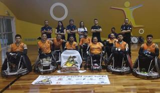Gladiadores Curitiba Quad Rugby é bronze no XI Campeonato Brasileiro