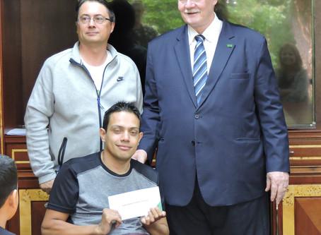 Projeto Gladiadores é aprovado pela lei de incentivo do BRDE no Paraná