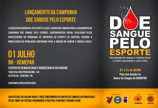 Doe Sangue pelo Esporte
