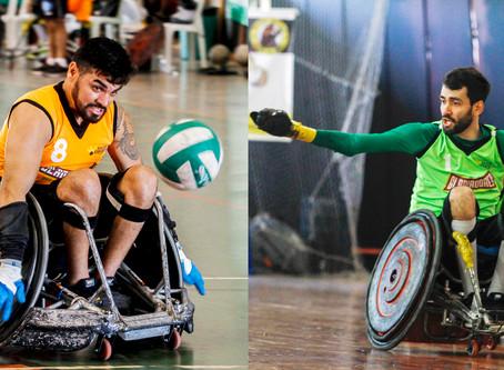 Bruno Damaceno e Gilson Wirzma Jr são indicados para o Prêmio Paralímpico 2017