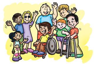 Os principais direitos de crianças e adolescentes com deficiência