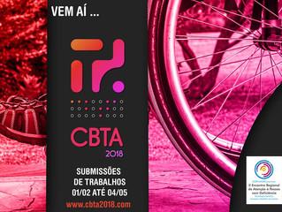Confirmada realização do CBTA 2018