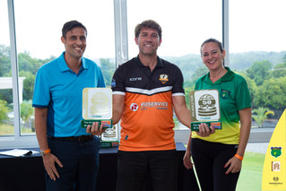 FOOTGOLF - Brasil inicia no ranking mundial por Foz do Iguaçu. Atleta do Footgolf Curitiba é o 1º do