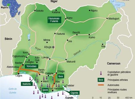 HANSE OIL and SHELL Nigeria