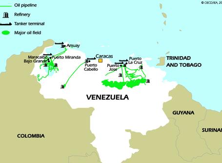 HANSE OIL focus Venezuela