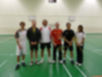 Andy Wood with coaches.JPG