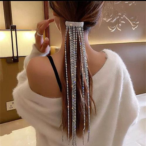 Crystal lights hair jewels