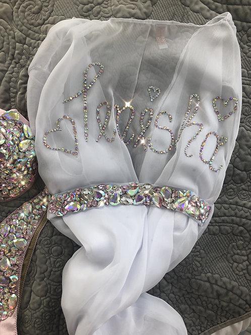 Amelia customized robe
