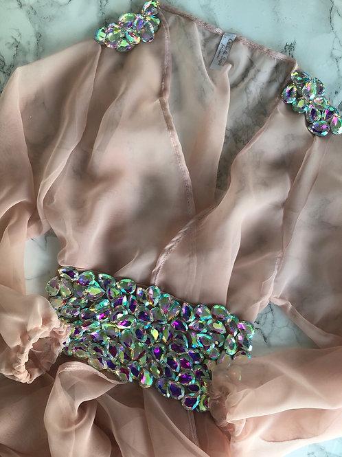 Ottilia and sugar handmade luxury swimwear 2020 beach trends Canada USA mondaywear Swarovski bikinis