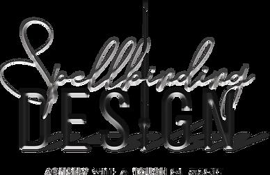 Spellbinding Design Logo