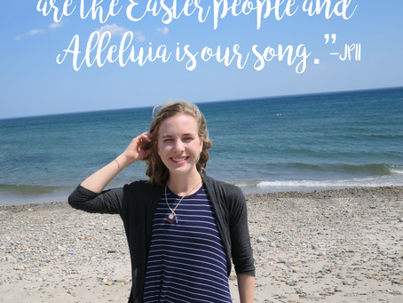 """Alleluia Is Our Song!"""