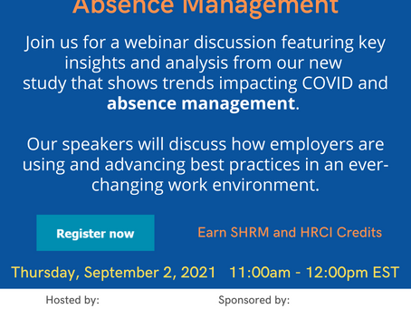How COVID-19 Redefined Absence Management