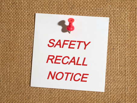 Is product recall insurance a necessity or frivolity?
