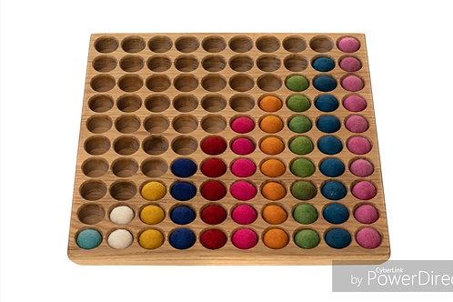 Farbenspiel (3 x 3)