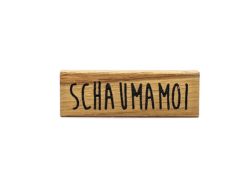 Magnet Mini: Schaumamoi