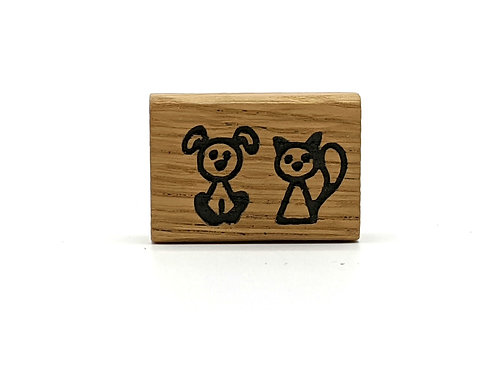 Magnet Mini: Haustiere