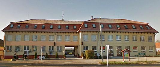 Budova Domova dôchodcov Abigél