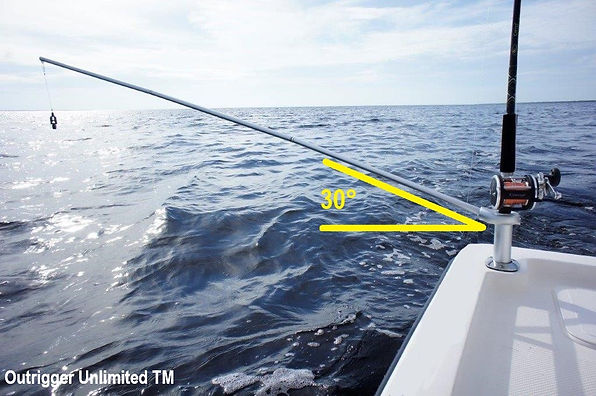Outrigger Unlimited, fishing outrigger