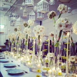 Wedding Table Installation