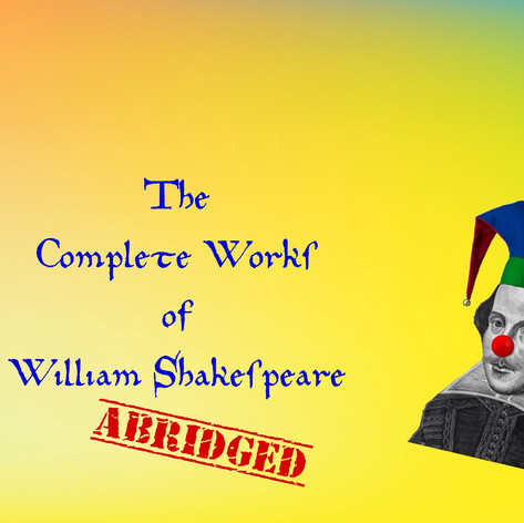 The Complete Works of William Shakespeare-Abridged