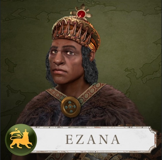 King Ezana of Axum