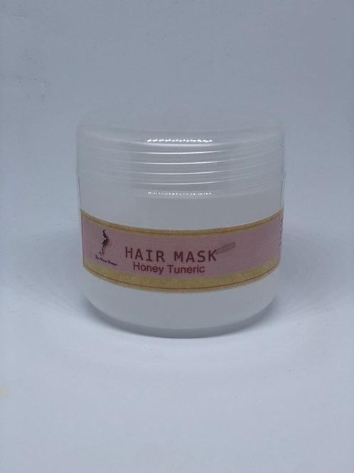Honey Tumeric Hair Mask